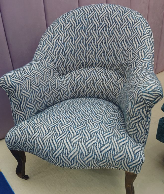 Victoria Gayle interiors upholstery 10
