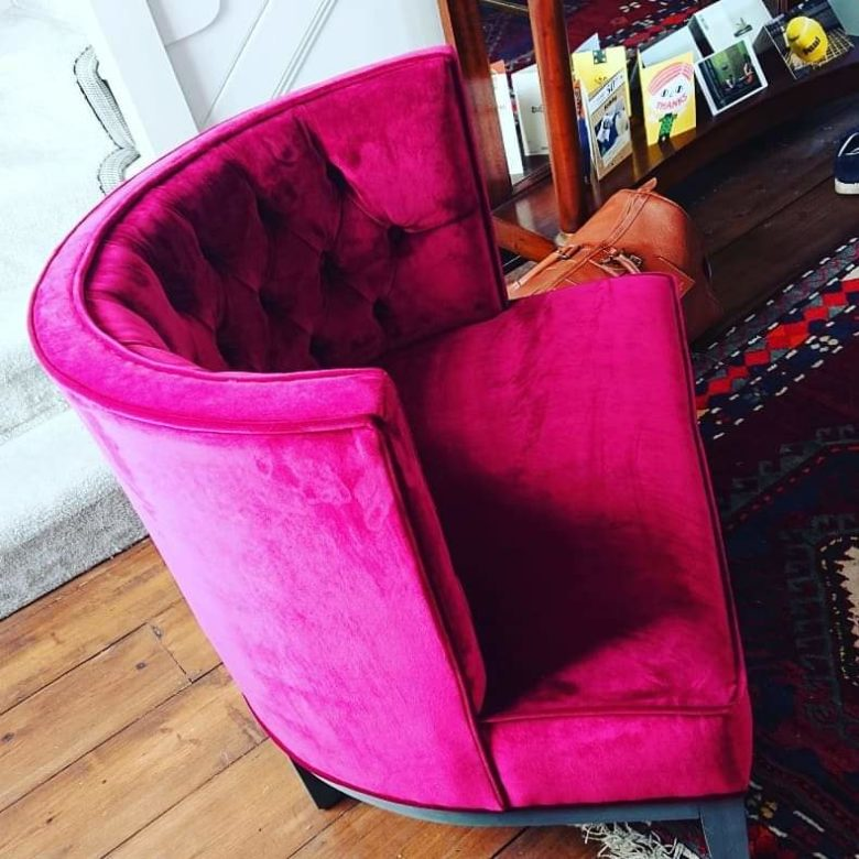 Victoria Gayle interiors upholstery 11