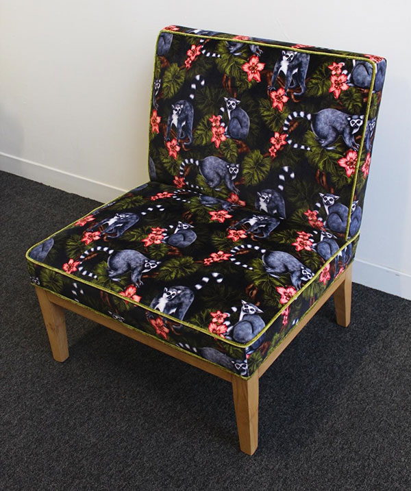 Victoria Gayle Interiors Emily chair